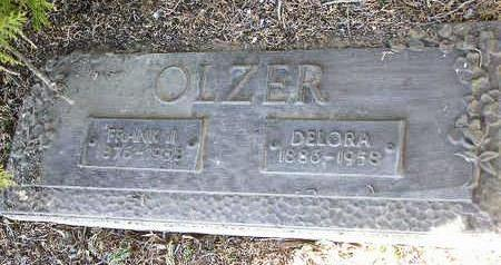 OLZER, DELORA - Yavapai County, Arizona | DELORA OLZER - Arizona Gravestone Photos