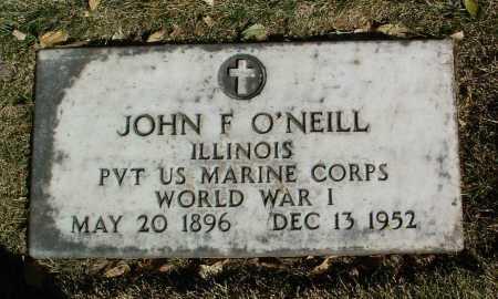O'NEILL, JOHN F. - Yavapai County, Arizona | JOHN F. O'NEILL - Arizona Gravestone Photos