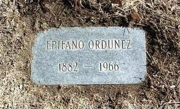 ORDUNEZ, EPIFANO - Yavapai County, Arizona | EPIFANO ORDUNEZ - Arizona Gravestone Photos