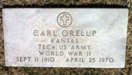 ORELUP, CARL - Yavapai County, Arizona | CARL ORELUP - Arizona Gravestone Photos