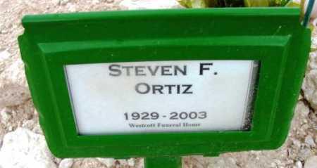 ORTIZ, STEVEN FELIX - Yavapai County, Arizona | STEVEN FELIX ORTIZ - Arizona Gravestone Photos