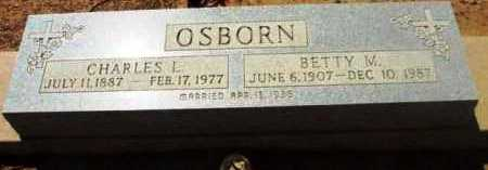 OSBORN, BETTY M. - Yavapai County, Arizona | BETTY M. OSBORN - Arizona Gravestone Photos