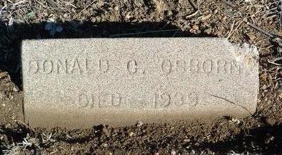 OSBORN, DONALD C. - Yavapai County, Arizona | DONALD C. OSBORN - Arizona Gravestone Photos