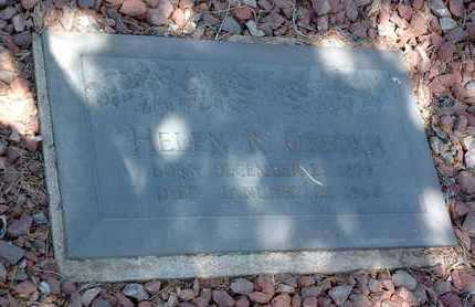 OSBORN, HELEN - Yavapai County, Arizona | HELEN OSBORN - Arizona Gravestone Photos