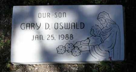 OSWALD, GARY D. - Yavapai County, Arizona   GARY D. OSWALD - Arizona Gravestone Photos