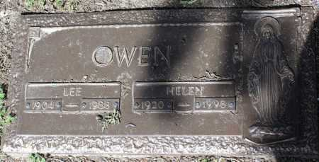 OWEN, WILLIAM LEE - Yavapai County, Arizona | WILLIAM LEE OWEN - Arizona Gravestone Photos