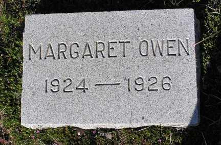 OWEN, MARGARET L. - Yavapai County, Arizona   MARGARET L. OWEN - Arizona Gravestone Photos