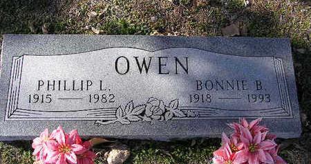 OWEN, BONNIE B. - Yavapai County, Arizona | BONNIE B. OWEN - Arizona Gravestone Photos