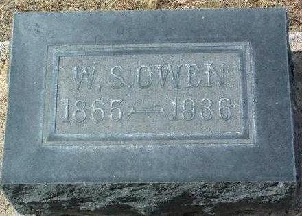 OWEN, WESLEY S. - Yavapai County, Arizona | WESLEY S. OWEN - Arizona Gravestone Photos
