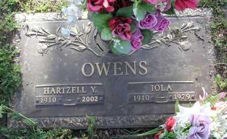 OWENS, IOLA THERESA - Yavapai County, Arizona   IOLA THERESA OWENS - Arizona Gravestone Photos