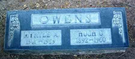 OWENS, MYRTLE ALBERTA - Yavapai County, Arizona | MYRTLE ALBERTA OWENS - Arizona Gravestone Photos