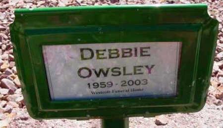 SIMS OWSLEY, DEBBIE - Yavapai County, Arizona   DEBBIE SIMS OWSLEY - Arizona Gravestone Photos