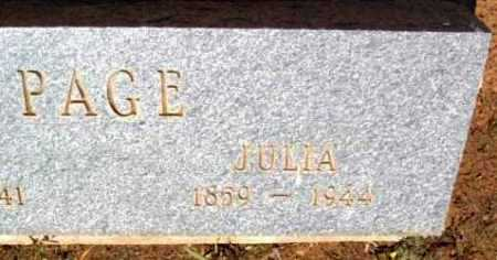AIKEN LANE, JULIA - Yavapai County, Arizona | JULIA AIKEN LANE - Arizona Gravestone Photos