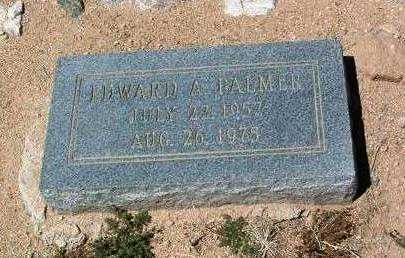 PALMER, EDWARD ANDREW - Yavapai County, Arizona   EDWARD ANDREW PALMER - Arizona Gravestone Photos