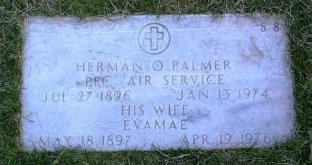 PALMER, HERMAN O. - Yavapai County, Arizona | HERMAN O. PALMER - Arizona Gravestone Photos