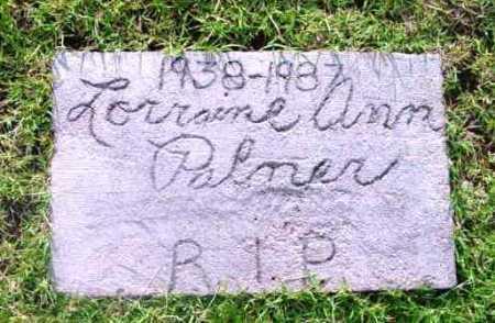 PALMER, LORRAINE ANN - Yavapai County, Arizona | LORRAINE ANN PALMER - Arizona Gravestone Photos