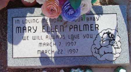 PALMER, MARY ELLEN - Yavapai County, Arizona | MARY ELLEN PALMER - Arizona Gravestone Photos
