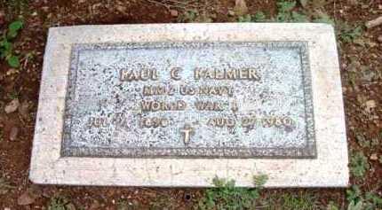 PALMER, PAUL CHARLES - Yavapai County, Arizona | PAUL CHARLES PALMER - Arizona Gravestone Photos