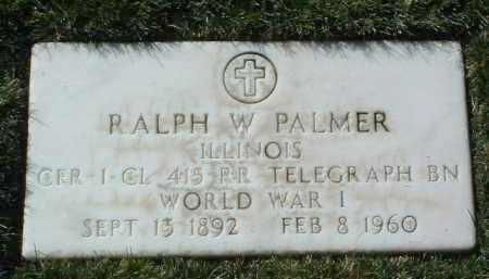 PALMER, RALPH WALDO - Yavapai County, Arizona | RALPH WALDO PALMER - Arizona Gravestone Photos