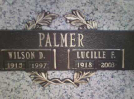 PALMER, LUCILLE JUNE - Yavapai County, Arizona | LUCILLE JUNE PALMER - Arizona Gravestone Photos