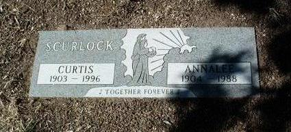 PARK SCURLOCK, ANNA LEE - Yavapai County, Arizona | ANNA LEE PARK SCURLOCK - Arizona Gravestone Photos
