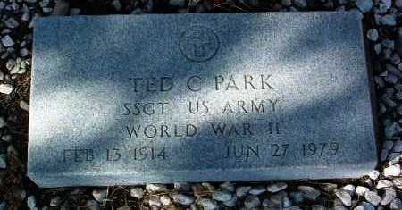 PARK, TED CLARK - Yavapai County, Arizona | TED CLARK PARK - Arizona Gravestone Photos