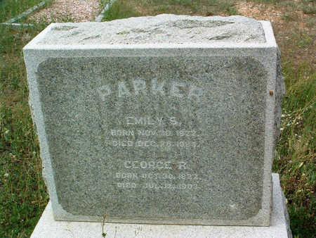LOOS PARKER, EMILY S. - Yavapai County, Arizona   EMILY S. LOOS PARKER - Arizona Gravestone Photos