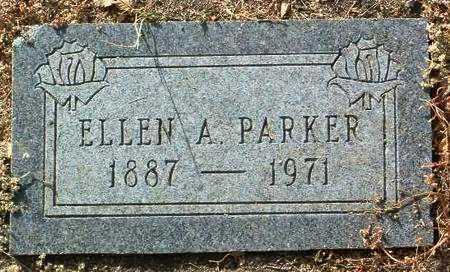 PARKER, ELLEN ALICE - Yavapai County, Arizona | ELLEN ALICE PARKER - Arizona Gravestone Photos