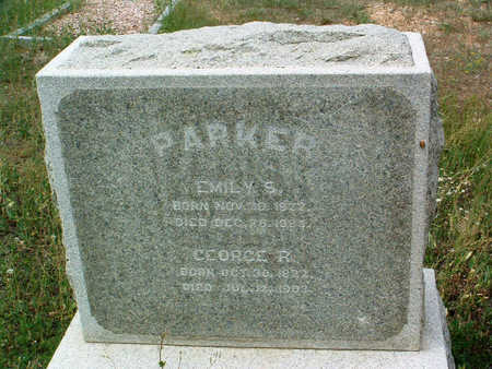 PARKER, GEORGE RILEY - Yavapai County, Arizona | GEORGE RILEY PARKER - Arizona Gravestone Photos