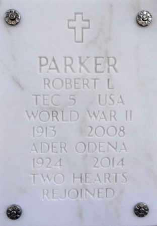 PARKER, ROBERT LEONARD - Yavapai County, Arizona | ROBERT LEONARD PARKER - Arizona Gravestone Photos