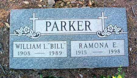 PARKER, RAMONA ETHEL - Yavapai County, Arizona | RAMONA ETHEL PARKER - Arizona Gravestone Photos