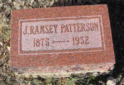 PATTERSON, JONATHAN RAMSEY - Yavapai County, Arizona | JONATHAN RAMSEY PATTERSON - Arizona Gravestone Photos