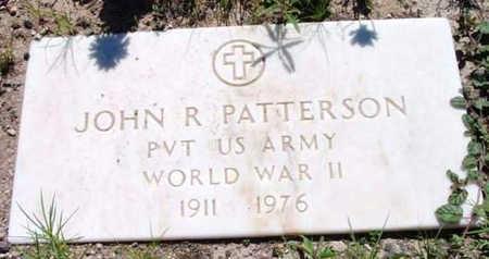 PATTERSON, JOHN R. - Yavapai County, Arizona | JOHN R. PATTERSON - Arizona Gravestone Photos