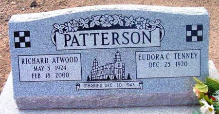 PATTERSON, EUDORA CARROL - Yavapai County, Arizona | EUDORA CARROL PATTERSON - Arizona Gravestone Photos