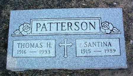 PATTERSON, THOMAS H. - Yavapai County, Arizona   THOMAS H. PATTERSON - Arizona Gravestone Photos