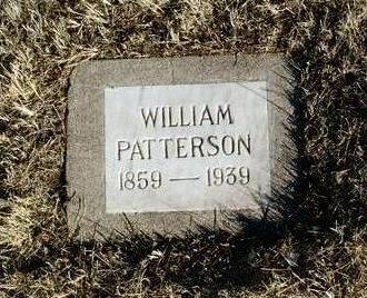 PATTERSON, WILLIAM - Yavapai County, Arizona | WILLIAM PATTERSON - Arizona Gravestone Photos