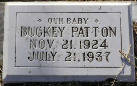 PATTON, HAROLD  (BUCKEY) - Yavapai County, Arizona | HAROLD  (BUCKEY) PATTON - Arizona Gravestone Photos