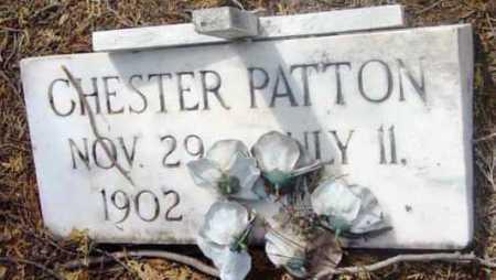 PATTON, CHESTER - Yavapai County, Arizona | CHESTER PATTON - Arizona Gravestone Photos