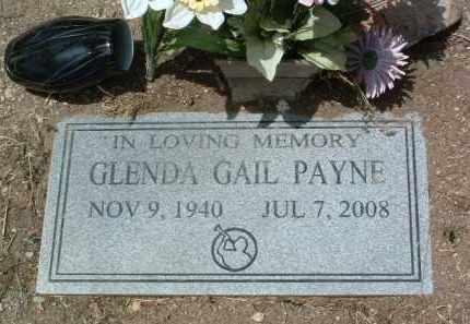 WILSON PAYNE, GLENDA - Yavapai County, Arizona | GLENDA WILSON PAYNE - Arizona Gravestone Photos