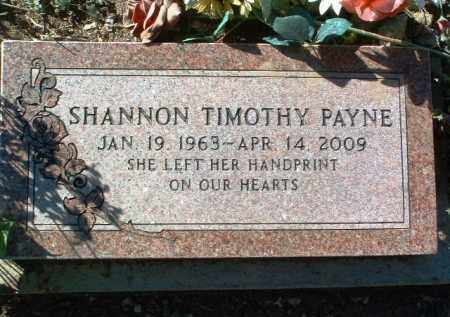 TIMOTHY PAYNE, S. - Yavapai County, Arizona | S. TIMOTHY PAYNE - Arizona Gravestone Photos