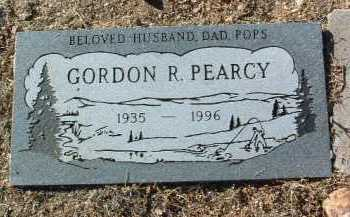 PEARCY, GORDON RANDOLPH - Yavapai County, Arizona | GORDON RANDOLPH PEARCY - Arizona Gravestone Photos