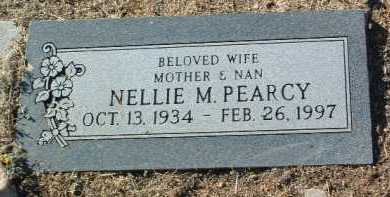 PEARCY, NELLIE MAE - Yavapai County, Arizona | NELLIE MAE PEARCY - Arizona Gravestone Photos