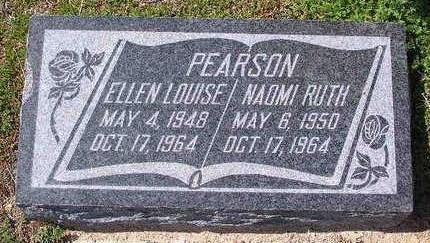 PEARSON, ELLEN LOUISE - Yavapai County, Arizona | ELLEN LOUISE PEARSON - Arizona Gravestone Photos