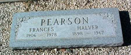 PEARSON, FRANCES - Yavapai County, Arizona | FRANCES PEARSON - Arizona Gravestone Photos