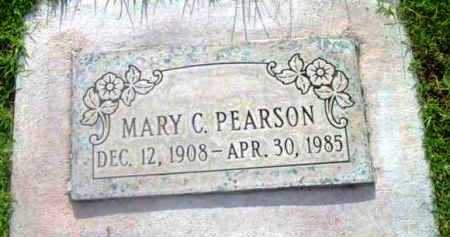 PEARSON, MARY CATHERINE - Yavapai County, Arizona | MARY CATHERINE PEARSON - Arizona Gravestone Photos