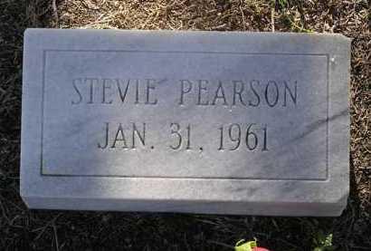 PEARSON, STEVIE - Yavapai County, Arizona | STEVIE PEARSON - Arizona Gravestone Photos