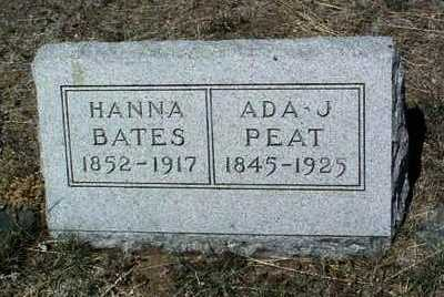 HINES PEAT, ADA JANE - Yavapai County, Arizona | ADA JANE HINES PEAT - Arizona Gravestone Photos