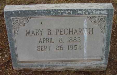BLAZOVICH PECHARICH, MARY - Yavapai County, Arizona | MARY BLAZOVICH PECHARICH - Arizona Gravestone Photos