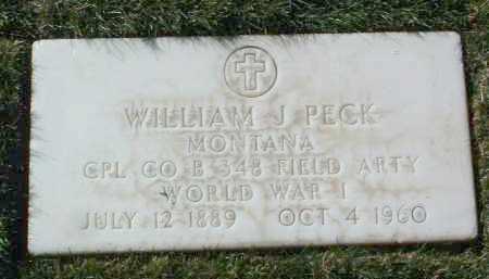 PECK, WILLIAM JOHN - Yavapai County, Arizona   WILLIAM JOHN PECK - Arizona Gravestone Photos