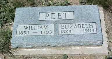 WELLBAUM PEET, ELIZABETH - Yavapai County, Arizona | ELIZABETH WELLBAUM PEET - Arizona Gravestone Photos